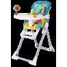Regulowane krzesełko palmowe żyrafa do karmienia