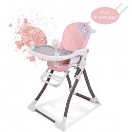 Regulowane krzesełko różowy...