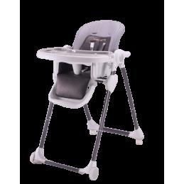 Regulowane krzesełko szary...
